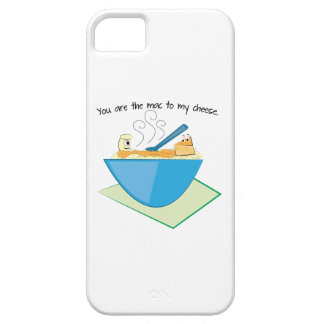 The Mac To My Cheese Case For iPhone 5/5S