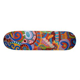 The Machine Skateboard Deck