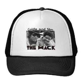 The Mack    Goldie and Slim Mesh Hat