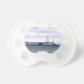 The Mackinac Bridge Pacifier
