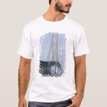 The Mackinac Bridge spanning the Straits of T-Shirt