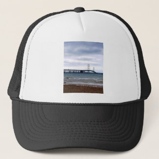 The Mackinac Bridge Trucker Hat