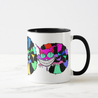 The Mad Cheshire Cat Mug
