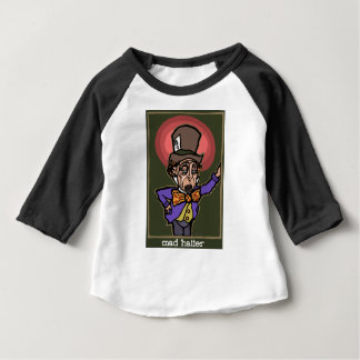 The Mad Hatter Baby T-Shirt