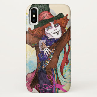 The Mad Hatter | I am NOT an Illusion 2 iPhone X Case