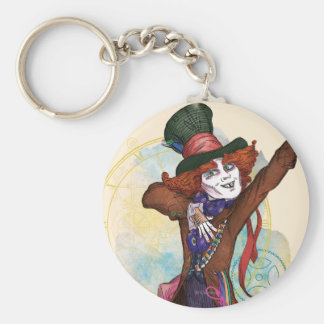 The Mad Hatter | I am NOT an Illusion Keychain