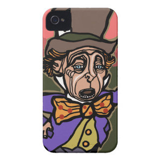 The Mad Hatter iPhone 4 Case-Mate Case