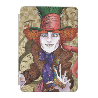 The Mad Hatter | Mad as a Hatter iPad Mini Cover