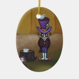 The Mad Hatter Ornament