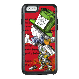 +{ The Mad Hatter }+ OtterBox iPhone 6/6s Case