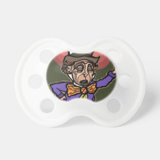 The Mad Hatter Pacifier