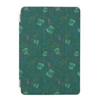 The Mad Hatter Pattern iPad Mini Cover