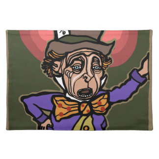 The Mad Hatter Placemat