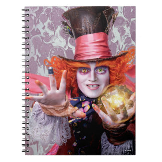 The Mad Hatter | You're all Mad Notebooks