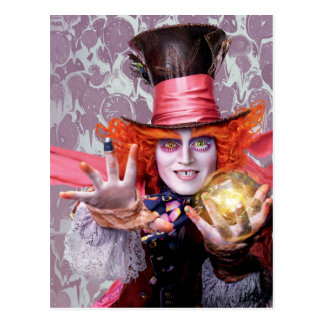 The Mad Hatter | You're all Mad Postcard