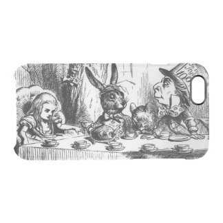 The Mad Hatter's Tea Party 2 Clear iPhone 6/6S Case