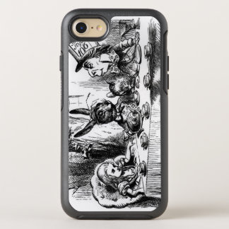 The Mad Hatter's Tea Party 2 OtterBox Symmetry iPhone 7 Case