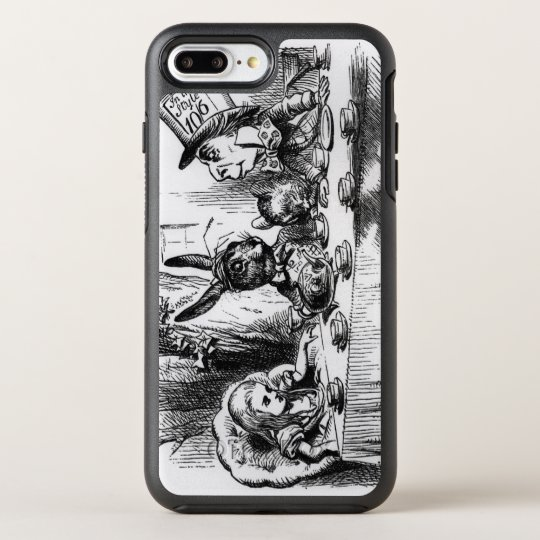 The Mad Hatter's Tea Party 2 OtterBox Symmetry iPhone 7 Plus Case