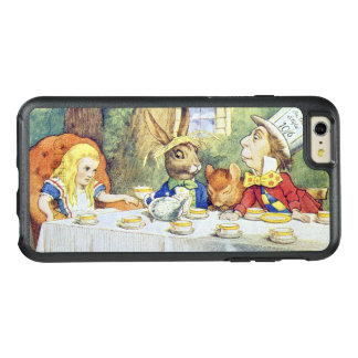 The Mad Hatter's Tea Party OtterBox iPhone 6/6s Plus Case