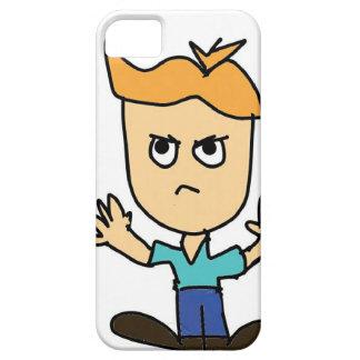 the mad kid cartoon iPhone 5 case