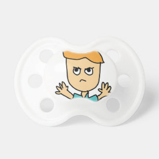 the mad kid cartoon pacifier