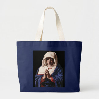 The Madonna Large Tote Bag