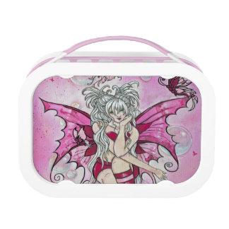 """The Magenta Fairy"" fantasy lunchbox"