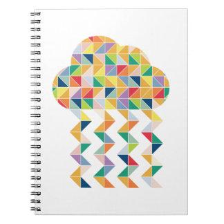 The magic imagination cloud! note book