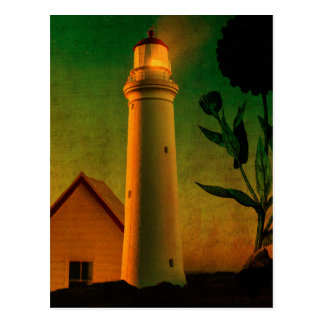 The Magic Lighthouse Postcard