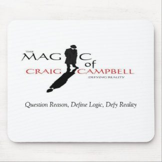 The Magic of Craig Campbell Mouse Pad