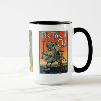 The Magic of OZ - Three Book Covers Cup