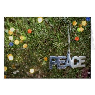 The Magic of Peace Christmas Card
