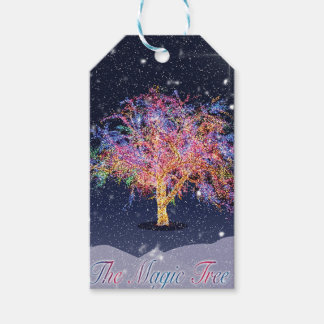 The Magic Tree Tag Pack Of Gift Tags