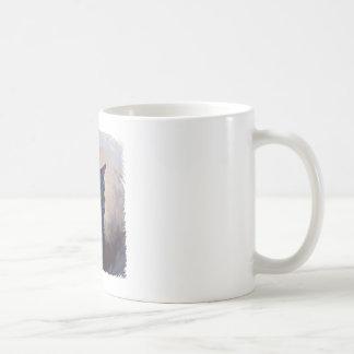 The Magical Van Goh Cat Coffee Mug