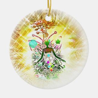 The Magician Ceramic Ornament