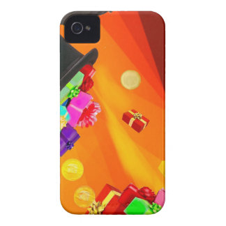 The magician hat brings golden gifts to you. Case-Mate iPhone 4 cases