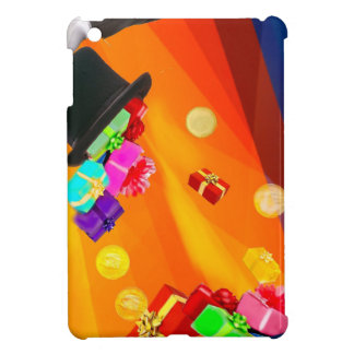 The magician hat brings golden gifts to you. iPad mini cover
