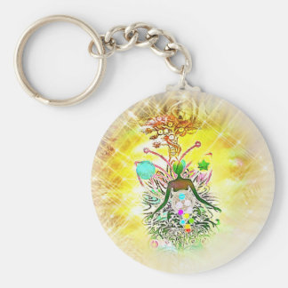 The Magician Keychain
