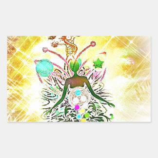 The Magician Sticker