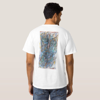 The Magician T-shirt (printed on back)