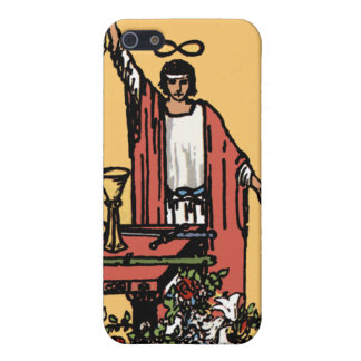 """The Magician"" Tarot Card iPhone4 Case iPhone 5 Case"