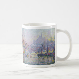 The magnetic cup of Paul Signac, No.02
