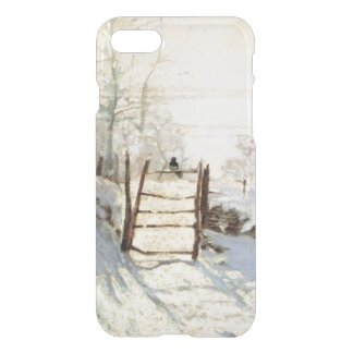 The Magpie iPhone 7 Clear Case