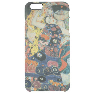 The Maiden, 1913 (oil on canvas) Clear iPhone 6 Plus Case