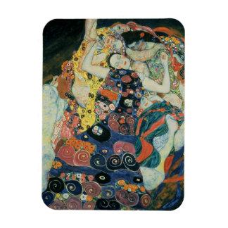 The Maiden, 1913 (oil on canvas) Rectangular Photo Magnet