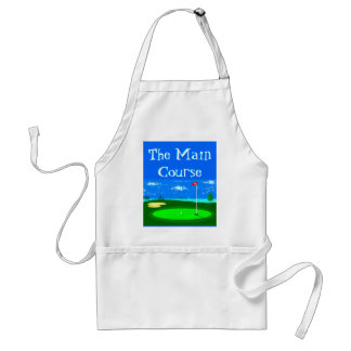 The Main Course Standard Apron