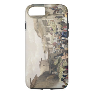 The Main Street in the Bazaar at Caubul, in the Fr iPhone 7 Case
