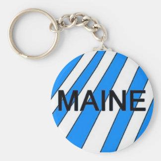 The Maine Keychain