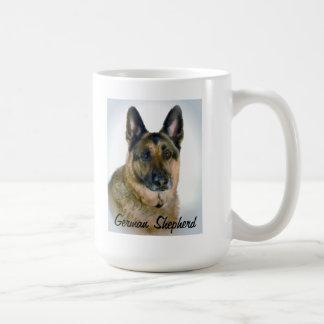 The Majestic German Shepherd Coffee Mug