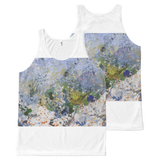 The majestic Himalayas All-Over-Print Tank Top